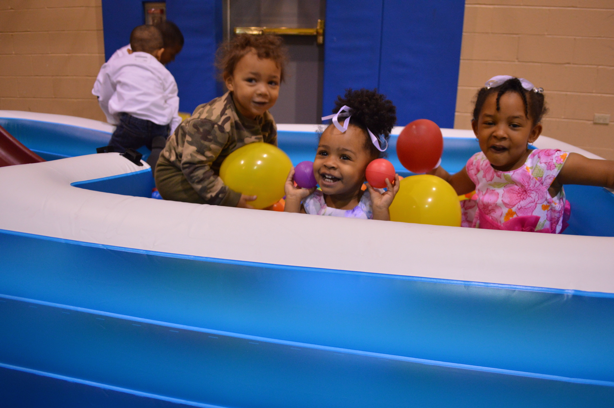 The cutest kids on earth go to KidsLife at CLC!