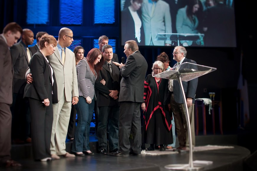 Josh & Heather Moran were licensed as ministers of the Gospel