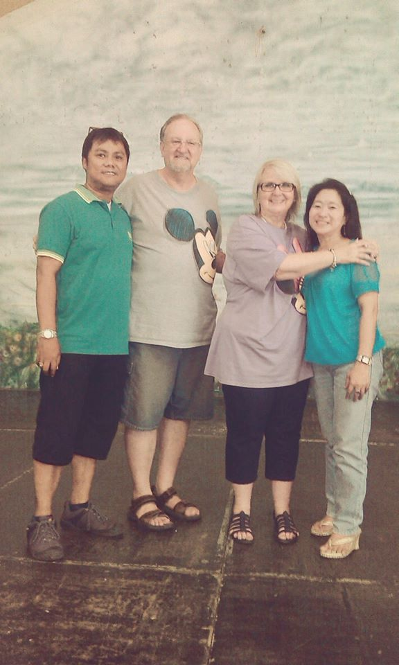 """""""Thx 4 pastor jerry and pastora chris 4 refreshing, Renew and restore every couple attending marriage encounter!"""" -- Rizalito Relloso"""
