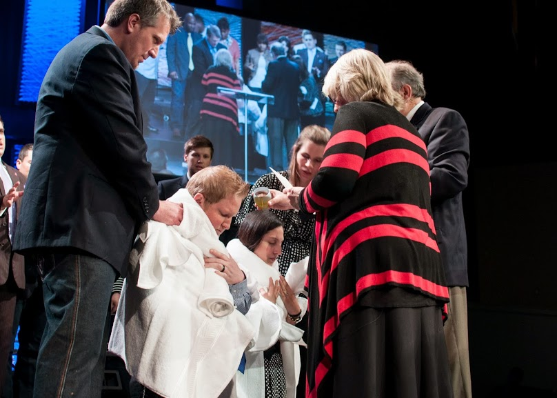 Brent & Sol McQuay were ordained as CLC pastors