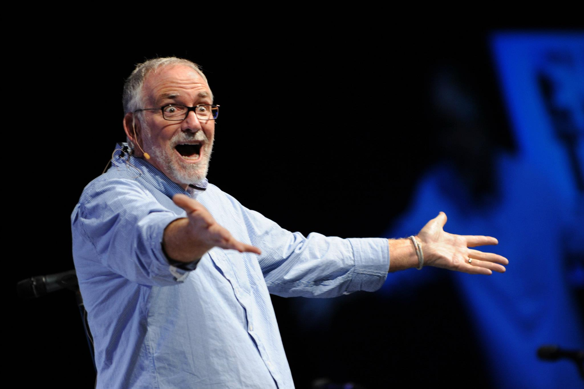 the one-and-only Bob Goff