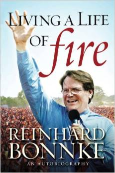 and my #1 all-time favorite book on missions (drumroll, please): Reinhard Bonnke's autobiography!