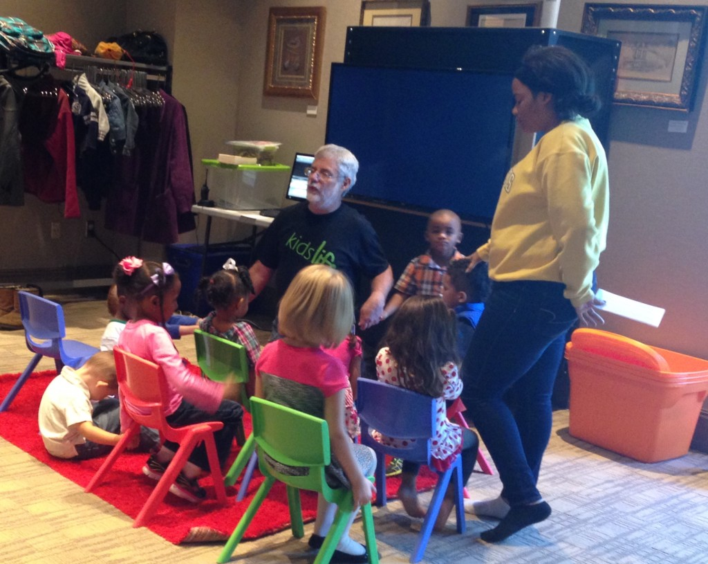 """""""Reaching Children"""" is one of our priorities at every CLC campus, including NWI!"""