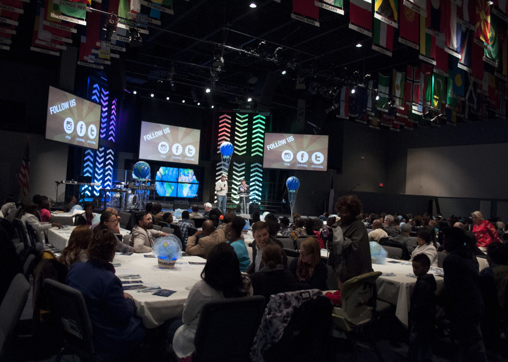 We had CLC'ers from all 3 Chicagoland campuses!