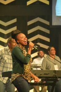 Lemme tell you something: women can WORSHIP with abandon!