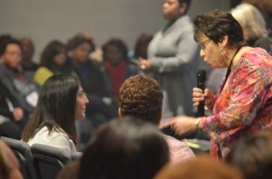 The prophetic ministry on Saturday afternoon absolutely BLEW ME AWAY!