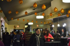 From the time ladies walked in the doors on Friday, the atmosphere was WELCOMING!