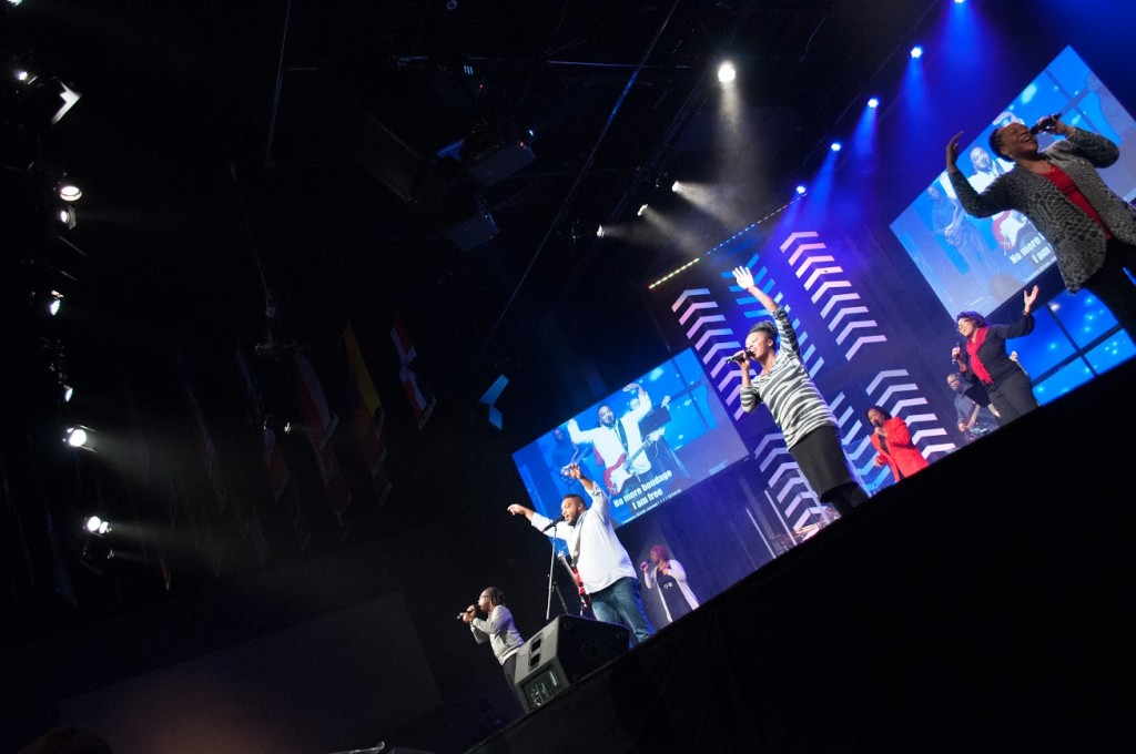 Our Servants of Praise team was beyond Amazing all weekend!