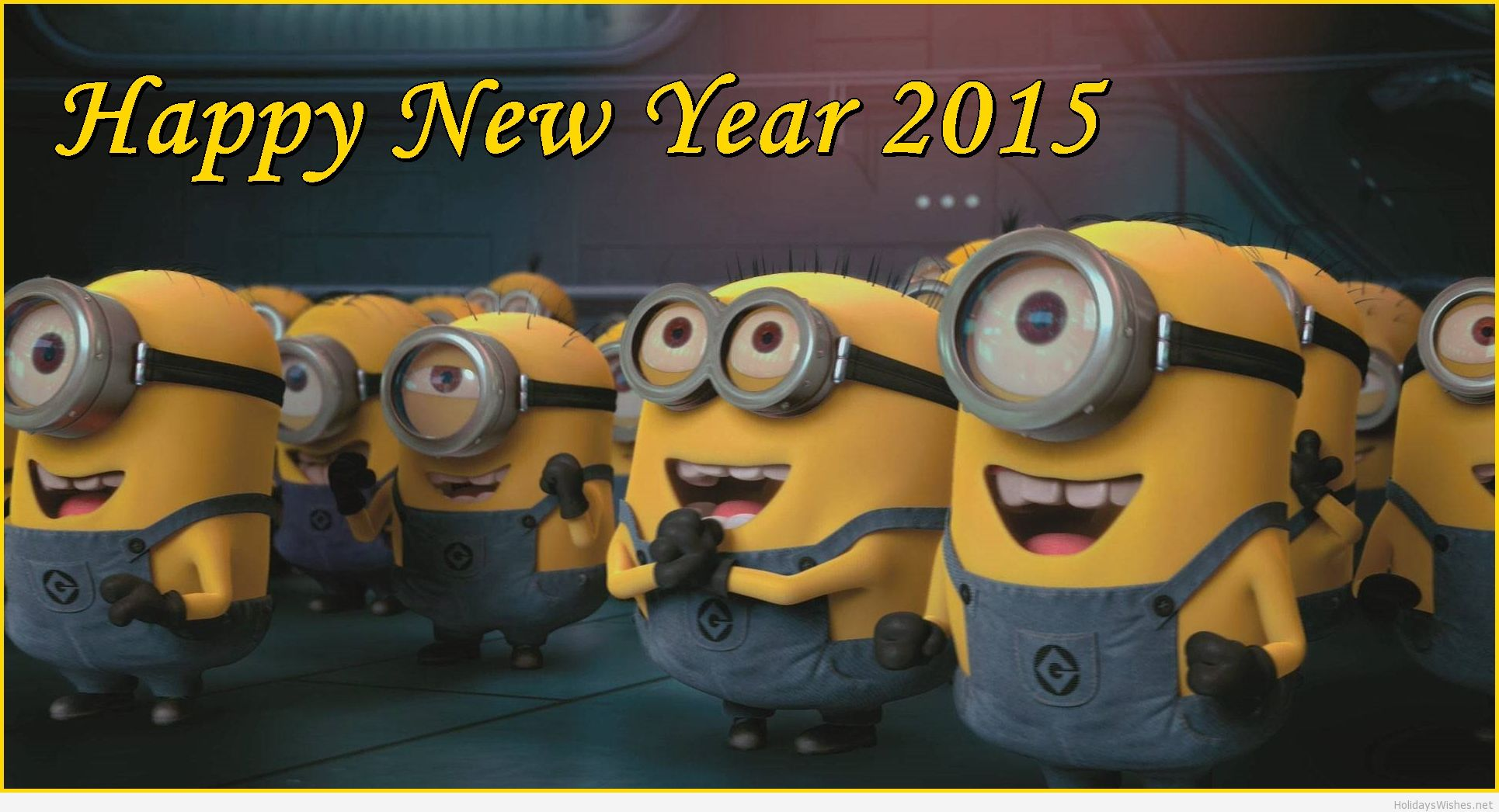 There's NO significance to this pic; I just like minions!