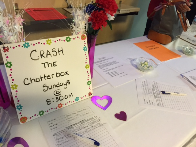 We're just 2 weeks away from 'Crash the Chatterbox' - have you signed up for your Life Group yet?