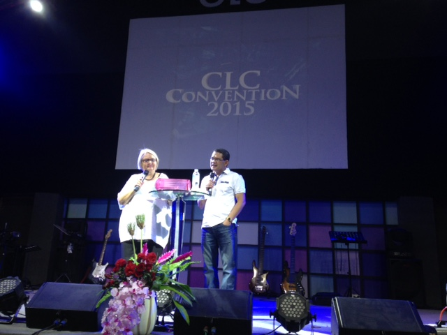It's OFFICIAL: CLC Convention 2015 was underway!