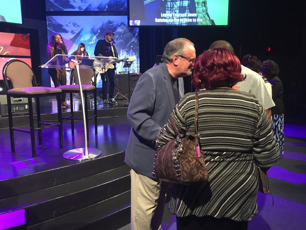 My FAVORITE ministry is praying for CLC'ers!