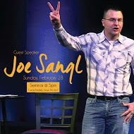 "Can't wait for Joe Sangl to close ""My 2 Cents"" NEXT Sunday, and especially his Financial Learning Experience at 5pm!"