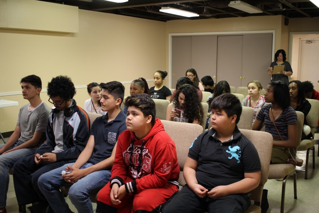 Our Youth Ministry in Blue Island is GROWING!