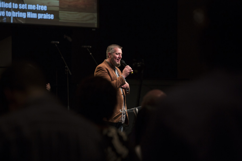 Pastor Ben helped with the altar singing & the anointing was A-MAZING, especially at 10am!