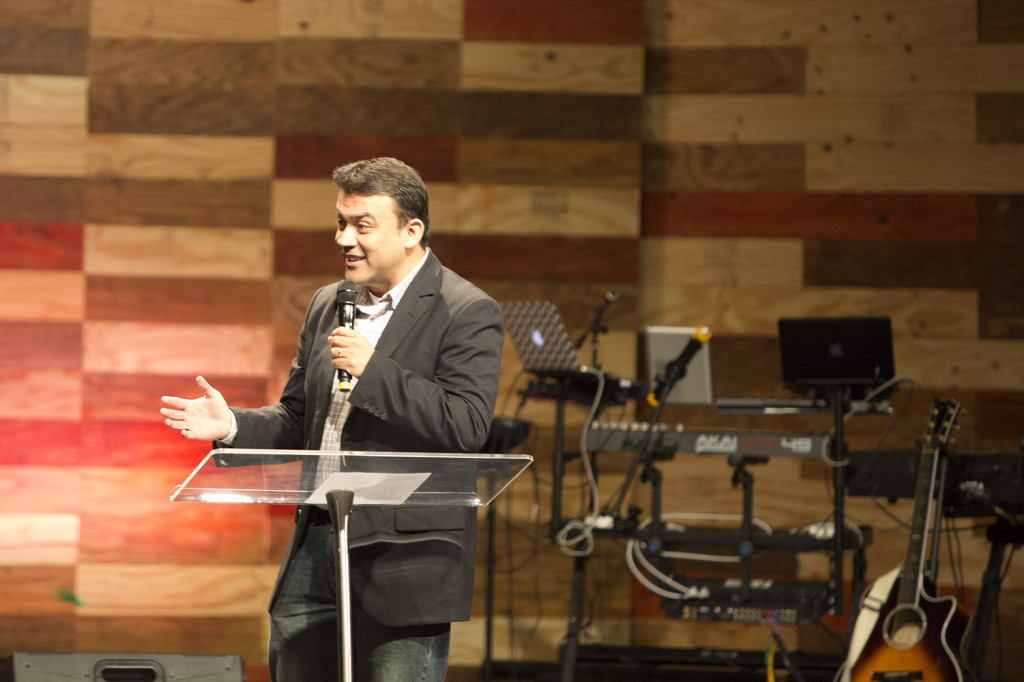 Pastors William & Melek did an amazing job in sharing their farewell message at Tinley Park