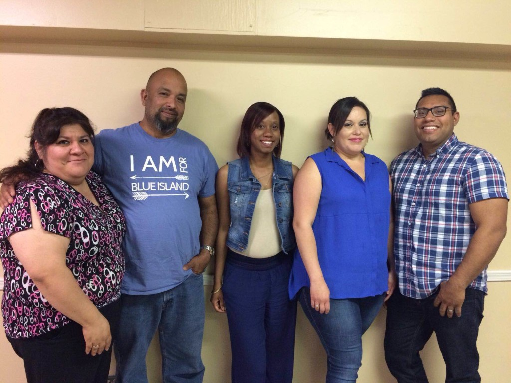 3 new families completed the Next Steps Growth Track at CLC-Blue Island today!