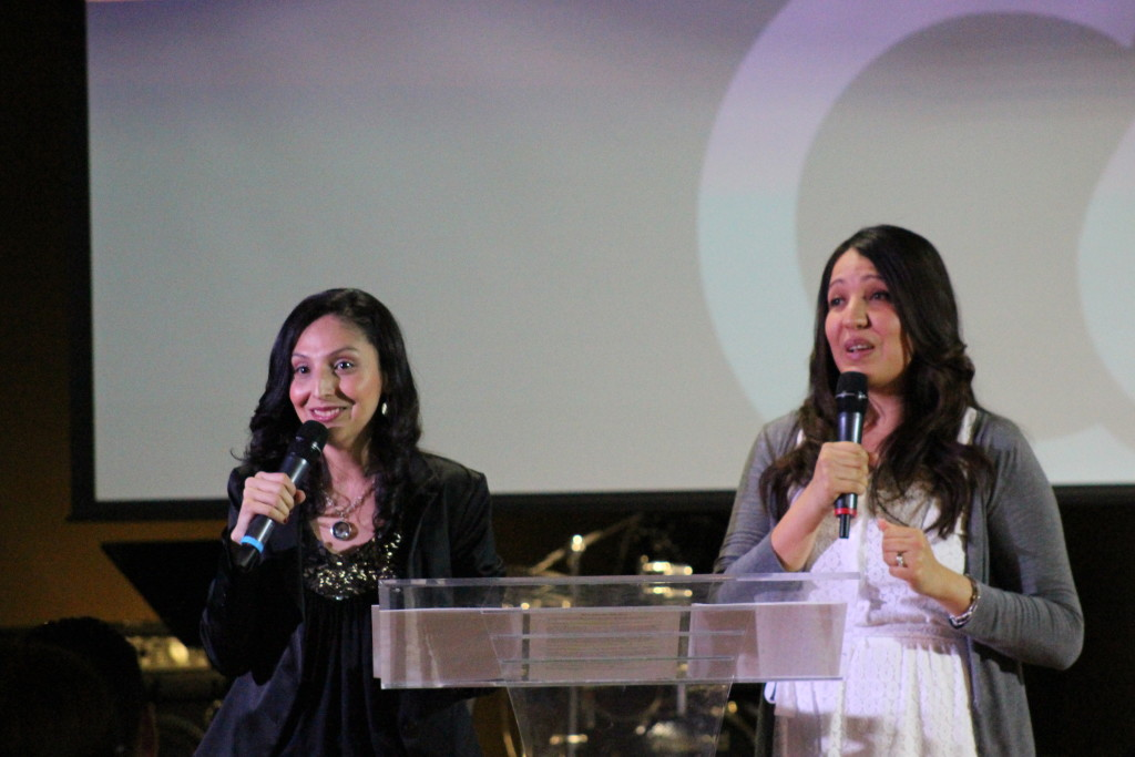 Sol gave her first sermon as a Campus Pastor in Blue Island, with Rocio translating into Spanish.
