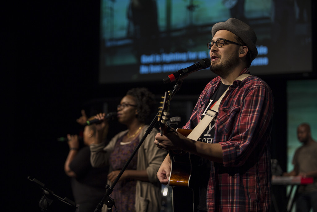 As usual, Harmony LaBeff and the Servants of Praise created an atmosphere of worship that brought His PRESENCE!