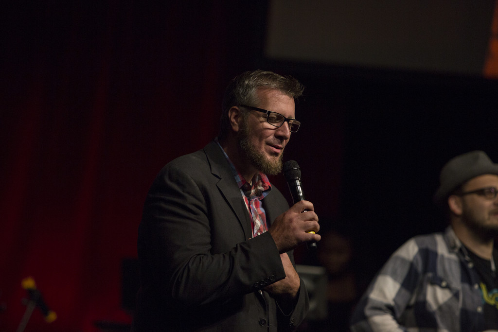 It was also great to have our Executive Pastor back in service after his 2-week vacation!