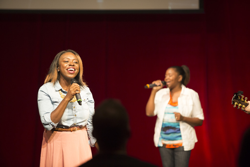 We're SO blessed with worshippers on our Praise team!