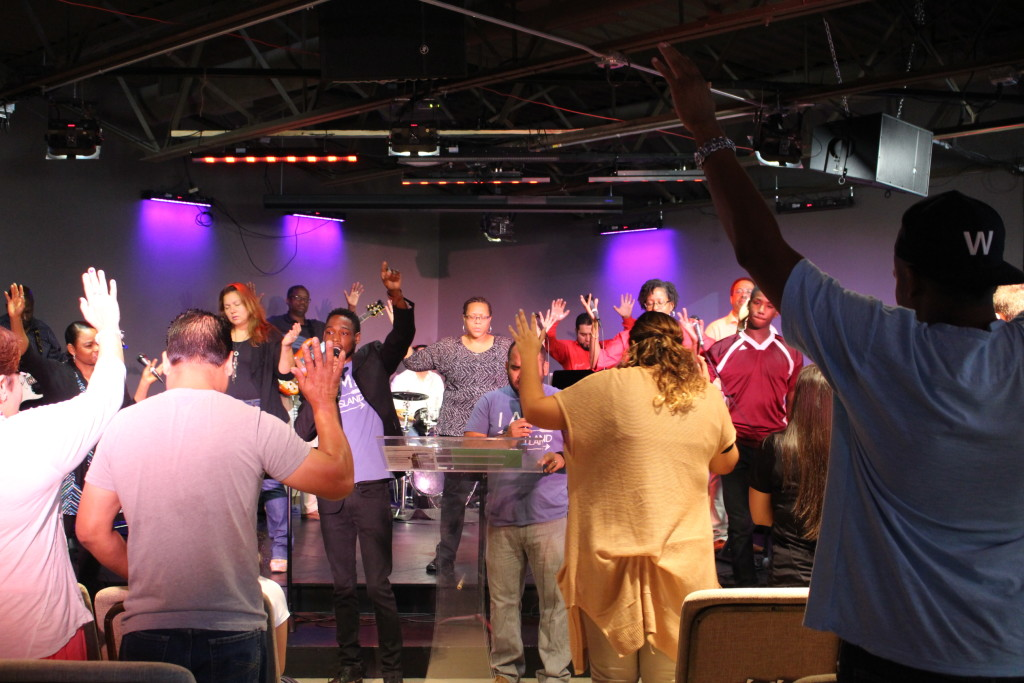 Worship is a hallmark of every CLC campus