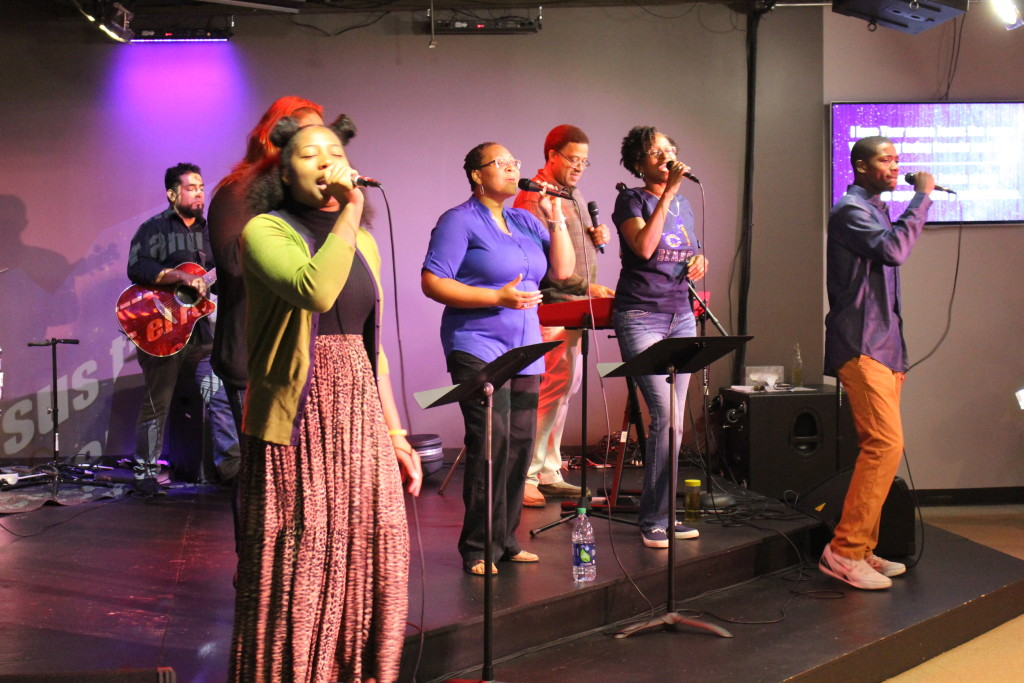 Speaking of 'Dream Team', our team of musicians & singers at the Blue Island campus do an amazing job of leading worship in two languages each Sunday!