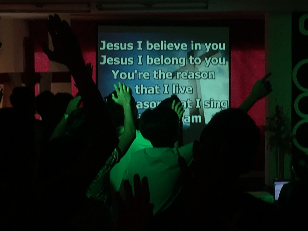 Worship was sweet at CLC-Cagayan de Oro yesterday, and this song captured it all!