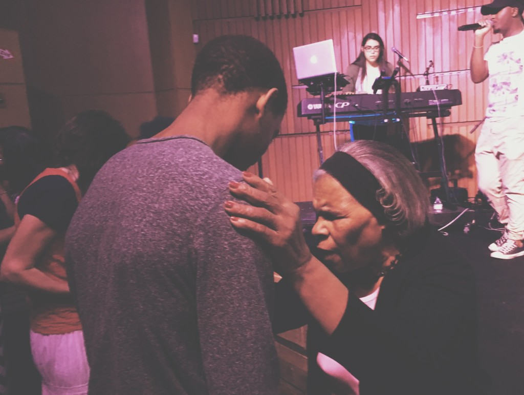 NWI altars were full after the message-
