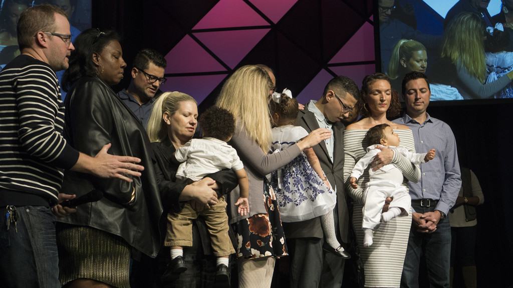 Baby dedications are always a special moment, and today was no exception for two fine little men!