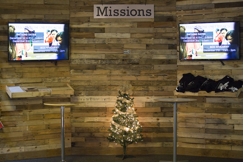 """Today was MISSIONS Sunday - if you want to help the Syrian refugee crisis, just designate your online gift to """"missions"""""""