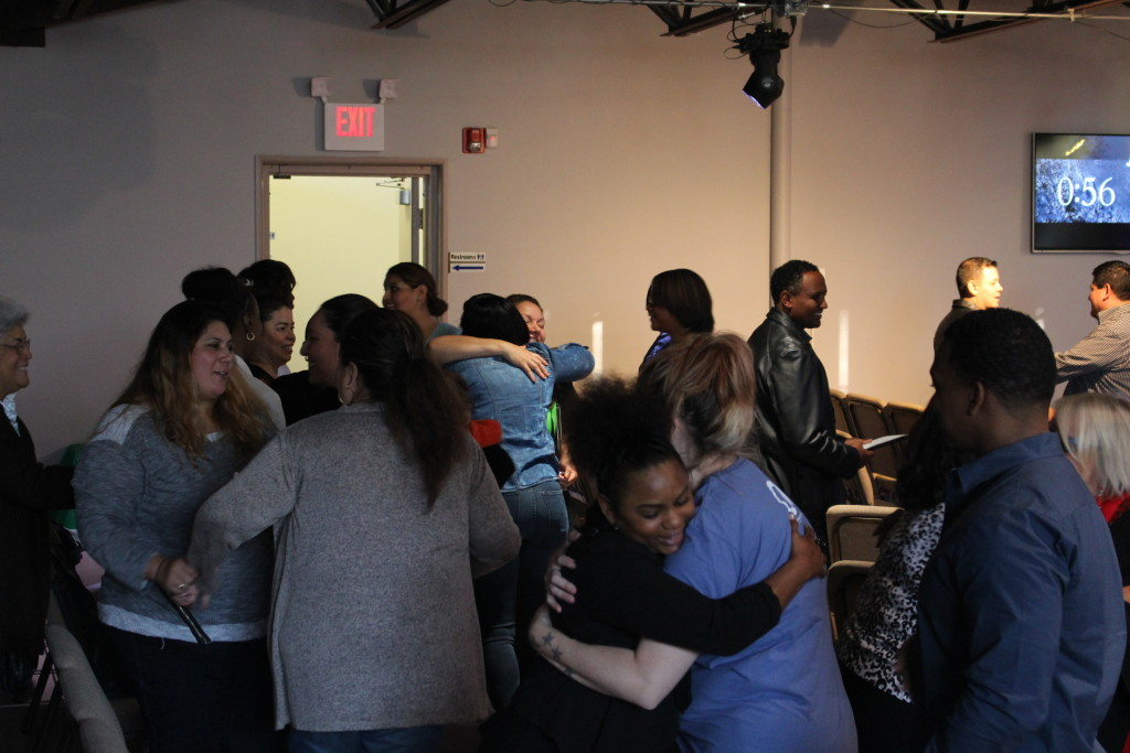 "Our Blue Island campus is truly CLC, because we're a ""huggy church""!"