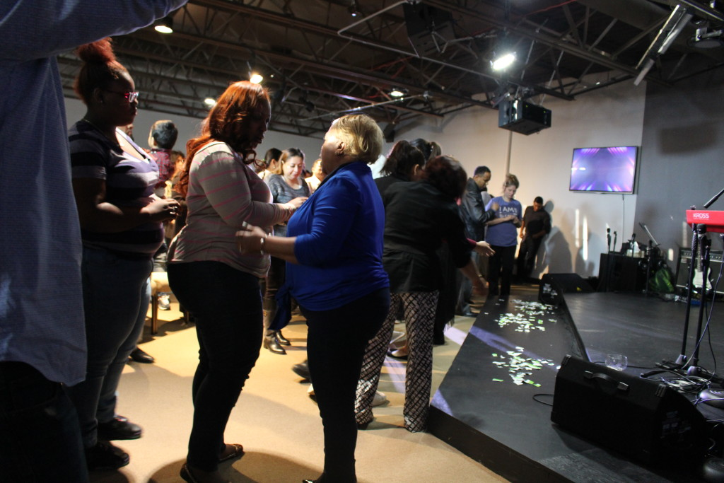 The response to the message was beautiful, and many received emotional healing as they chose to forgive!