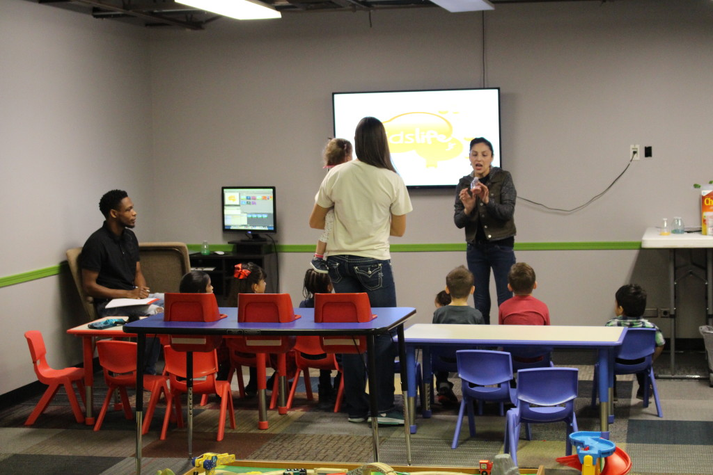 KidsLife remodeling at Blue Island is complete & our children love it!