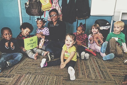 I'm convinced the CUTEST kids in Chicagoland attend KidsLife at CLC!