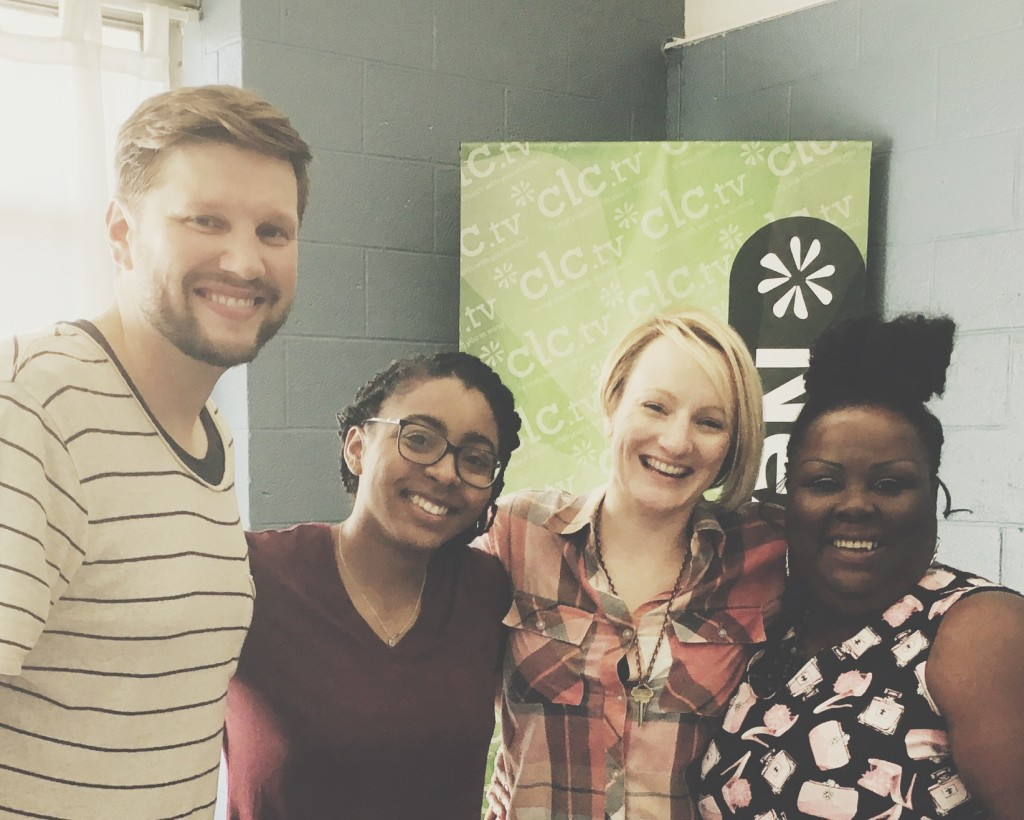 Besides the great response to the message & lots of CLC'ers set free, Pastor Sam was excited to welcome new member (and recent college grad) Gabby, who is already playing her violin with the NWI worship team!