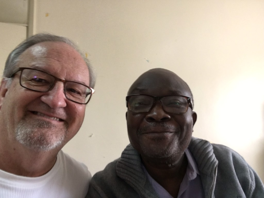 Long-time CLC'ers will remember Pade Tokun, who was the International Director of CAPRO when we first started working with them in Senegal.