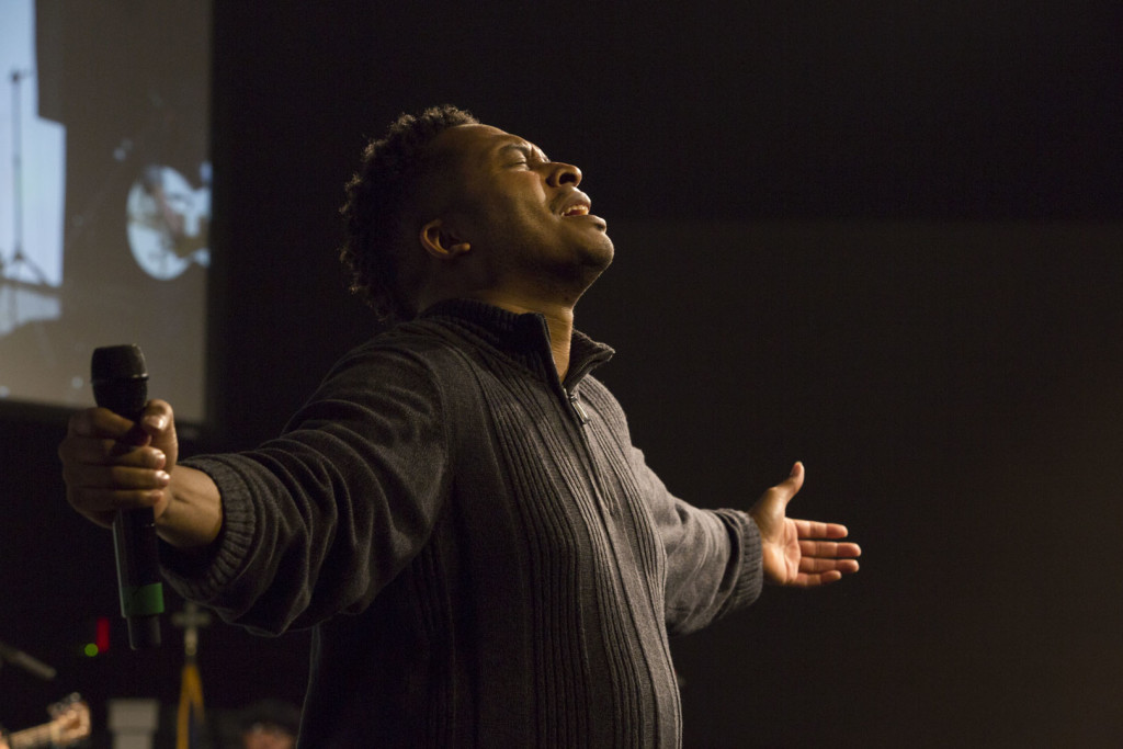 The worship & Presence of God at our NYE celebration was simply wonderful!