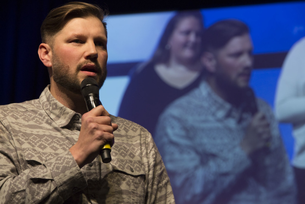 Loved the challenges from both NWI Campus Pastor, Sam and BI Campus Pastor, Brent shortly before the end of 2016