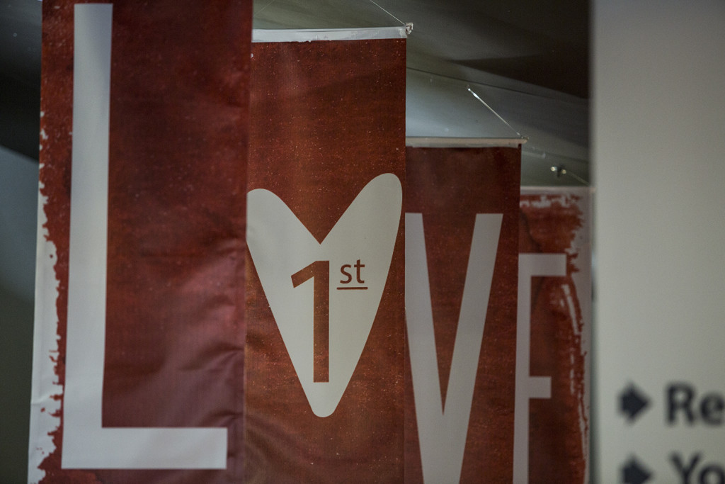 This weekend was all about the FIRST LOVE CONFERENCE!
