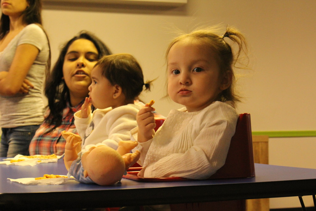 Pastor Brent says attendance was up on the 2nd Sunday of 2017 and the message was well-received, but what I mainly noticed is that someone has a REALLY CUTE granddaughter!
