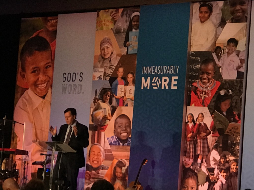 Rob Hoskins, President of OneHope is an amazing leader for this amazing ministry!