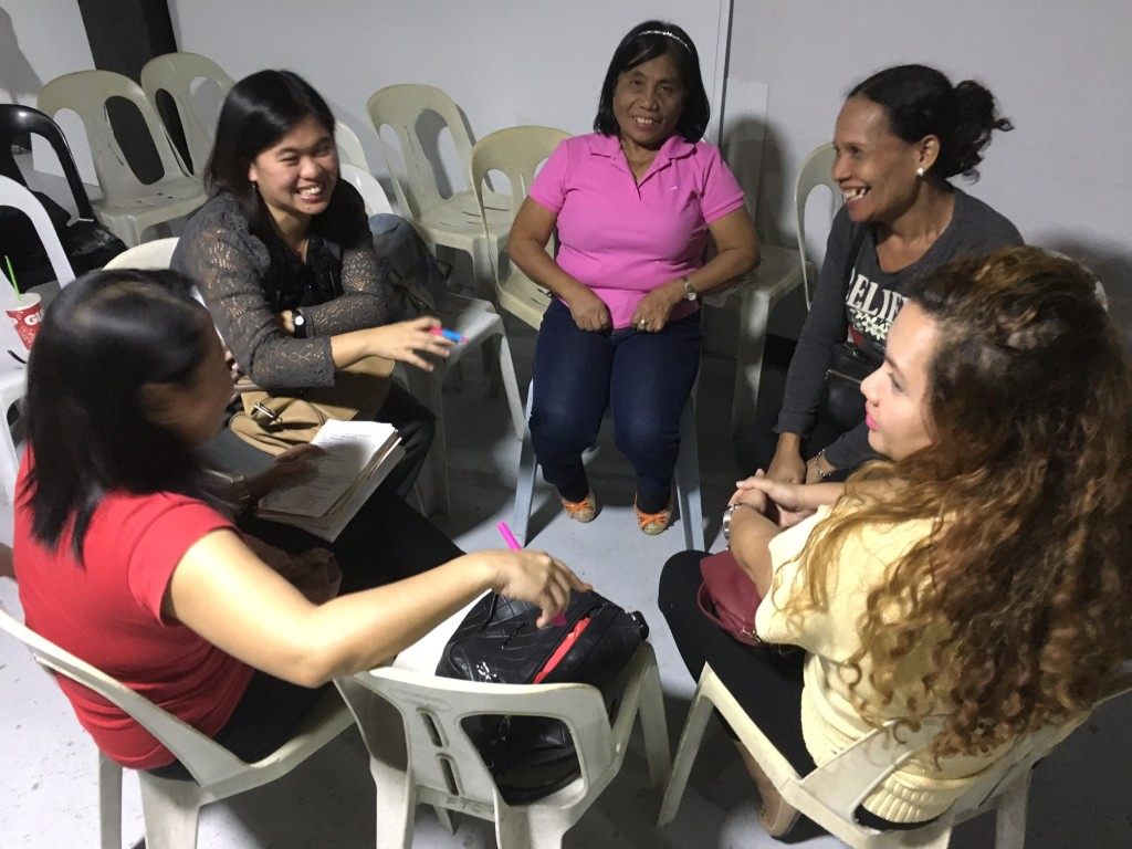 we're glad that CLC in the Philippines also believes in women in ministry - each of these ladies is a pastor or leader in their church!