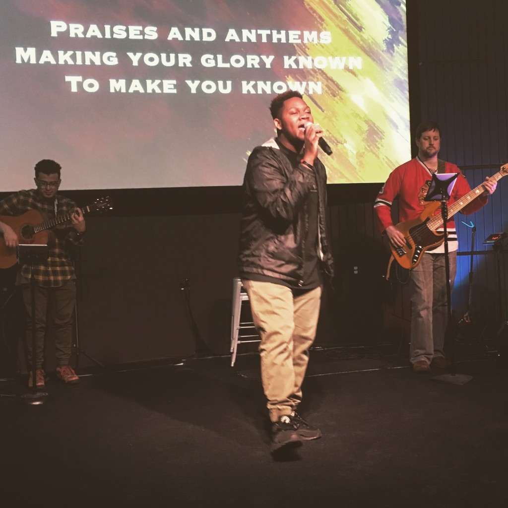 Our Hammond campus was over 300 in attendance for the third week in a row (ever since adding a second service!)