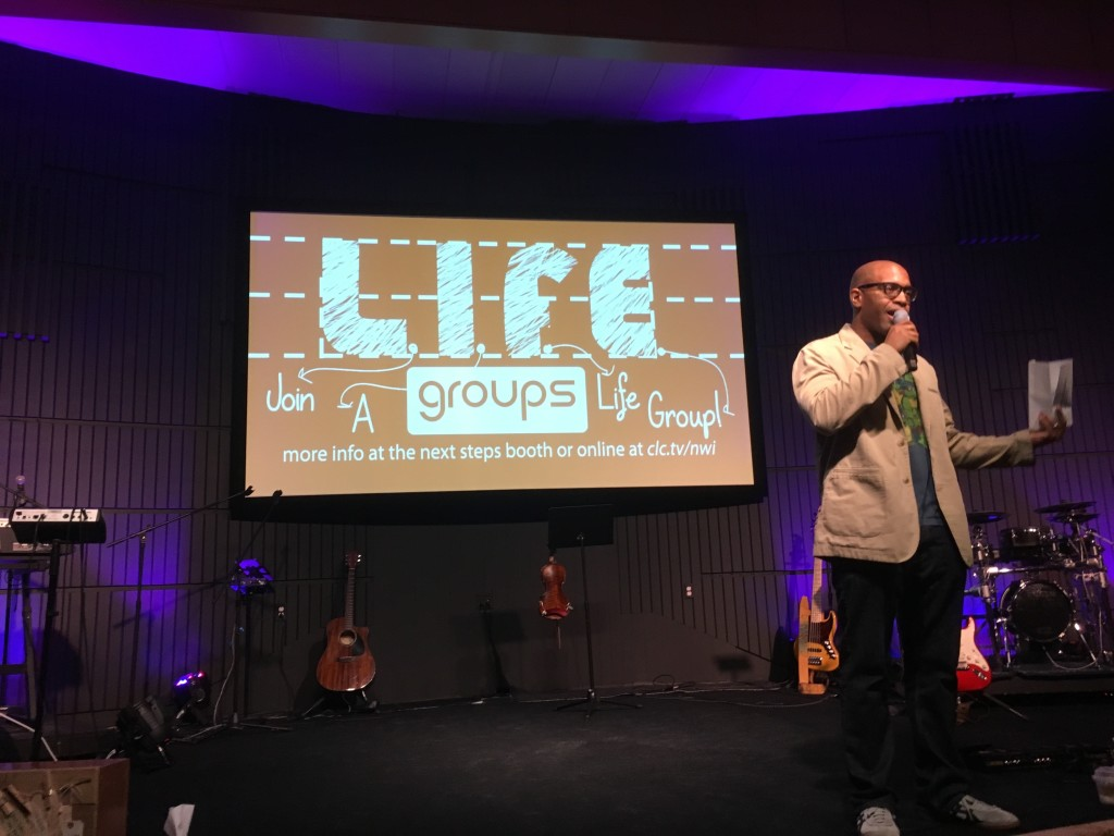 Just as importantly, Pastor Sam reports that Life Groups this season are the BEST ATTENDED in their history!