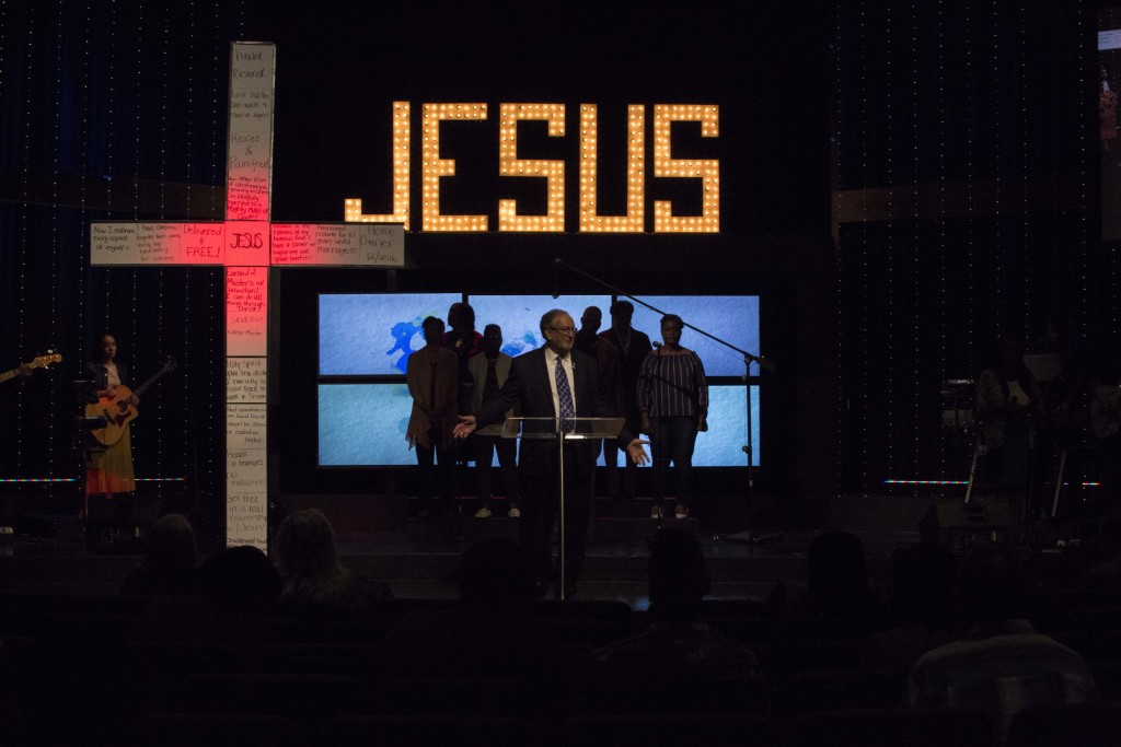 Seeing those cardboard testimonies on the Cross moved me each time!