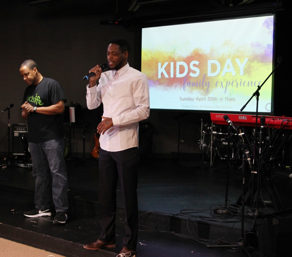 "Our Blue Island campus expanded this Family Sunday to be a ""Kids Day"" with a special dramatic presentation about humility"