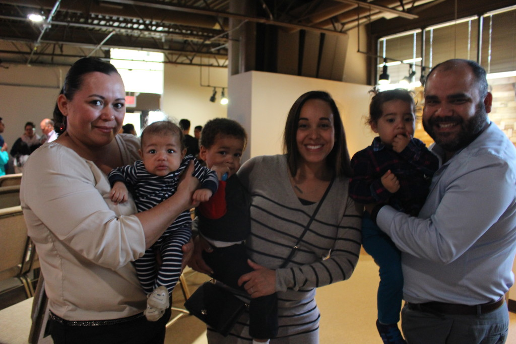 There's more than one way to GROW a church! (Blue Island is growing with BABIES!)