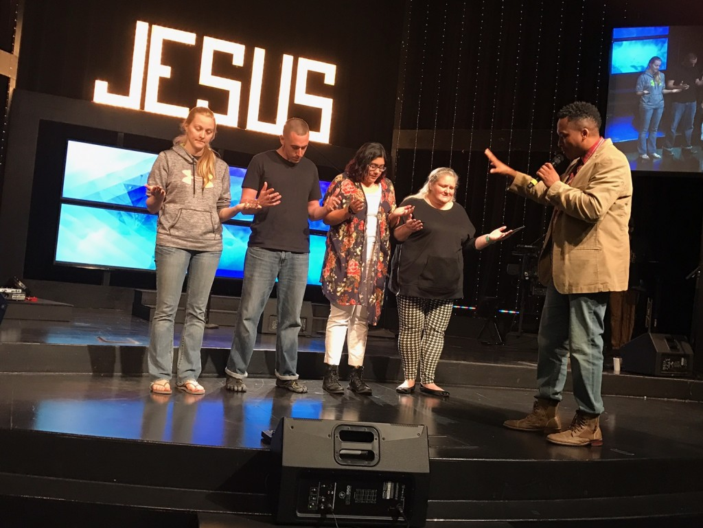 Pray for the team of 4 CLC'ers who will lead a Youth Camp for orphan boys this week in INDIA!