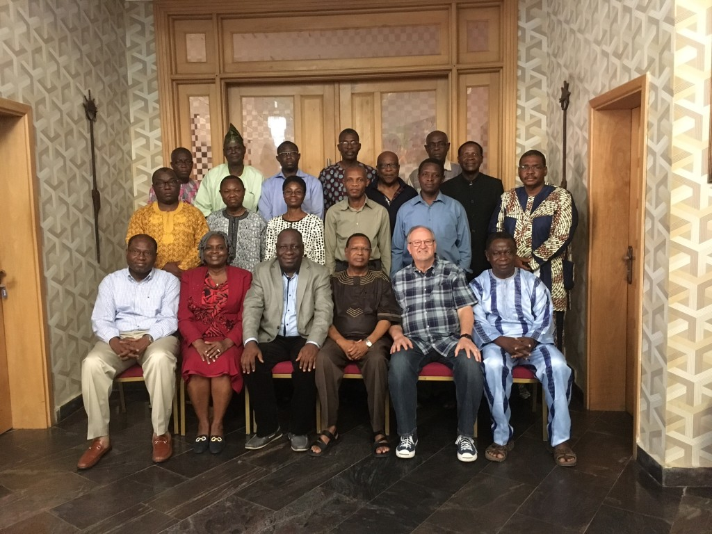 CAPRO International Council (when I see the pic I remember that the International Director told me that they wanted me on the CIC to add VALUE, not just COLOR!